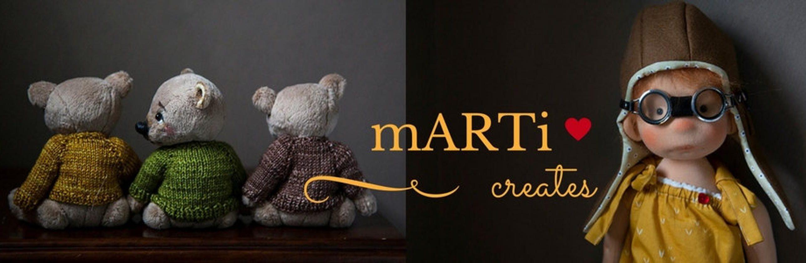mARTi creates